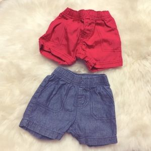 Carter 6M shorts 2pc set